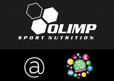 Olimp Sport Nutrition @ World Fitness Day 2018